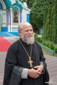 Отец Николай Якушин (в постриге архимандрит Сергий)